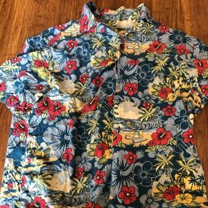 Disney Hawaiian shirt!
